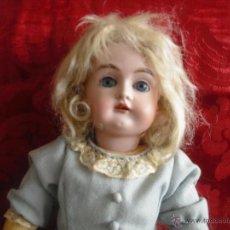 Muñecas Porcelana: MUÑECA ALEMANA ARTICULADA. Lote 48505646