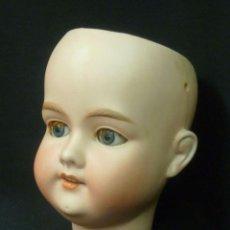 Muñecas Porcelana: MUÑECA CON CABEZA DE PORCELANA ARMAND MARSEILLE 390 A.11M DE 72 CM. DE ALTURA. Lote 52571250
