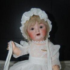 Muñecas Porcelana: PRECIOSO BEBE CATTERFELDER PUPPENFABRIK DESDE 1906. Lote 53397596