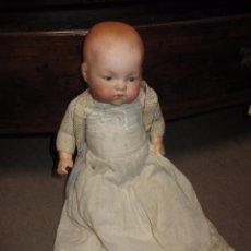 Muñecas Porcelana: PRECIOSO BEBE MUÑECA DE PORCELANA ARMAND MARSEILLE. Lote 53441569