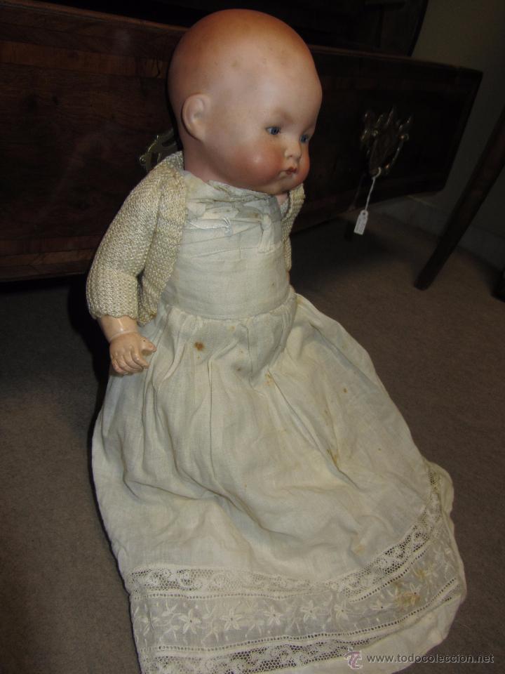 Muñecas Porcelana: Precioso Bebe Muñeca de Porcelana Armand Marseille - Foto 2 - 53441569