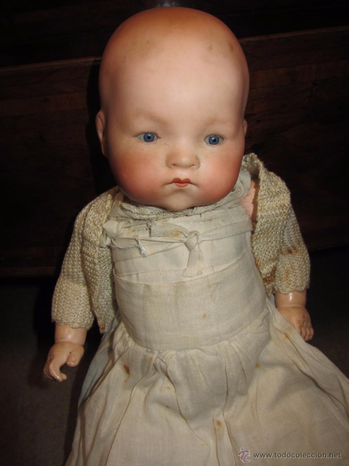 Muñecas Porcelana: Precioso Bebe Muñeca de Porcelana Armand Marseille - Foto 4 - 53441569