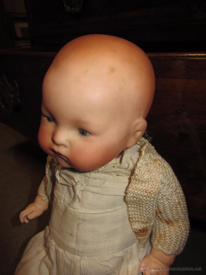 Muñecas Porcelana: Precioso Bebe Muñeca de Porcelana Armand Marseille - Foto 5 - 53441569