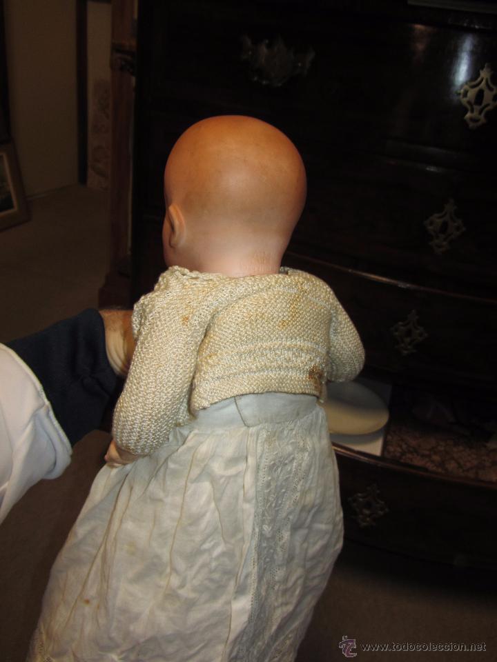 Muñecas Porcelana: Precioso Bebe Muñeca de Porcelana Armand Marseille - Foto 8 - 53441569