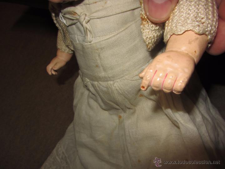 Muñecas Porcelana: Precioso Bebe Muñeca de Porcelana Armand Marseille - Foto 9 - 53441569