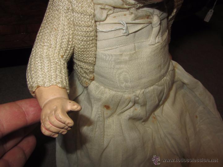 Muñecas Porcelana: Precioso Bebe Muñeca de Porcelana Armand Marseille - Foto 10 - 53441569