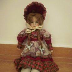 Muñecas Porcelana: MUÑECA ARMAND MARSEILLE.. Lote 53622888