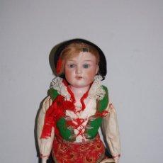Muñecas Porcelana: MUÑECA ORIGINAL ARMAND MARSEILLE AM5/0 DEP 370. Lote 53906805