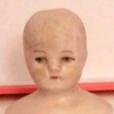 Muñecas Porcelana: CABEZA DE PORCELANA DE 5 CM.. Lote 54109673