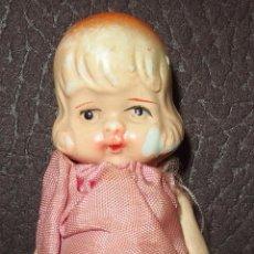 Muñecas Porcelana: MUÑECA DE PORCELANA,GERMANY,PRINCIPIO DEL SIGLO XX. Lote 54508513