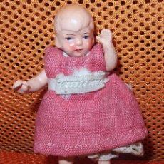 Muñecas Porcelana: MUÑECA SIMILAR A GLADDIE,PORCELANA,GERMANY,W.HELEN JENSEN,AÑOS 20 Ó 30. Lote 54512514