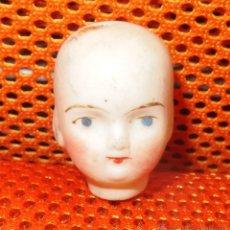 Muñecas Porcelana: CABEZA PORCELANA BELTON,NUMERADA,AÑOS 20. Lote 54515572