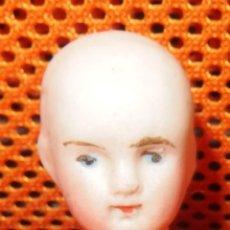 Muñecas Porcelana: CABEZA DE PORCELANA,BELTON,PRINCIPIO DEL SIGLO XX. Lote 54515720