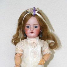 Muñecas Porcelana: MU003 SIMON HALBIG. MODELO 1079. TALLA 7. ALEMANIA. FINALES S. XIX. Lote 49524468