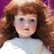 Muñecas Porcelana: NTIGUA MUÑECA ALEMANA. Lote 55574483