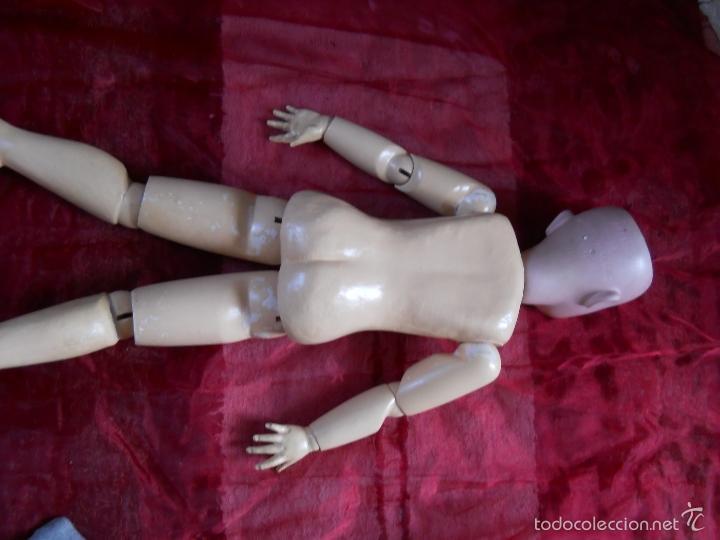 Muñecas Porcelana: GRAN MUÑECA ORIGINAL DE SIMON & HALBIG - Foto 8 - 56548381