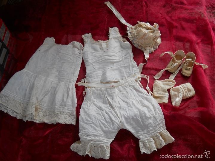 Muñecas Porcelana: GRAN MUÑECA ORIGINAL DE SIMON & HALBIG - Foto 9 - 56548381