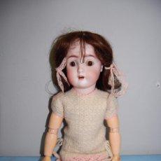 Muñecas Porcelana: MUÑECA PORCELANA ALT BECK GOTTSCHALCK 1362 GERMANY. Lote 56552492