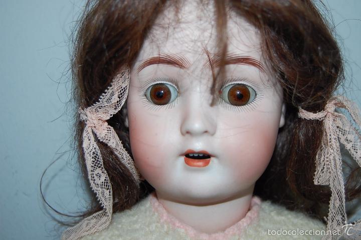 Muñecas Porcelana: MUÑECA PORCELANA ALT BECK GOTTSCHALCK 1362 GERMANY - Foto 2 - 56552492