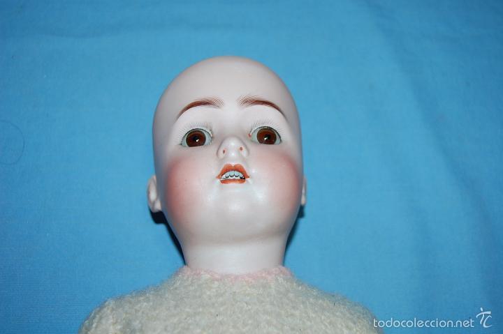 Muñecas Porcelana: MUÑECA PORCELANA ALT BECK GOTTSCHALCK 1362 GERMANY - Foto 5 - 56552492