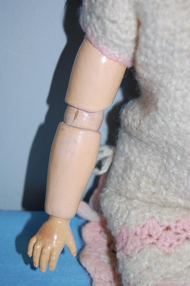 Muñecas Porcelana: MUÑECA PORCELANA ALT BECK GOTTSCHALCK 1362 GERMANY - Foto 9 - 56552492