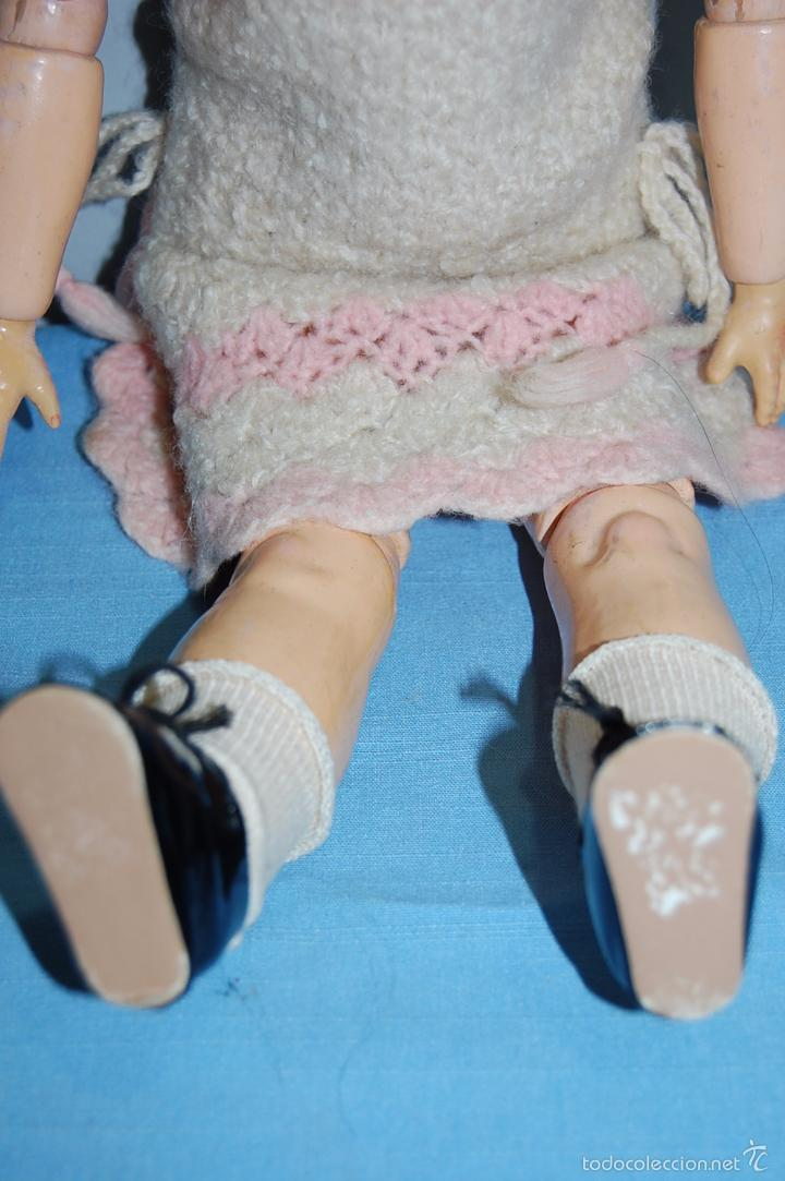 Muñecas Porcelana: MUÑECA PORCELANA ALT BECK GOTTSCHALCK 1362 GERMANY - Foto 10 - 56552492