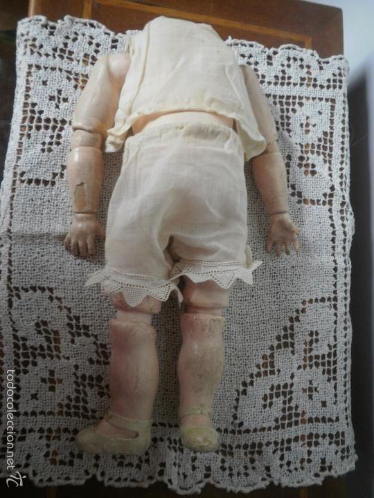 Muñecas Porcelana: Muñeca - Foto 14 - 56825750