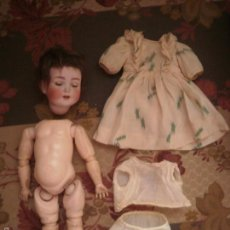 Muñecas Porcelana: MUÑECA. Lote 56825750