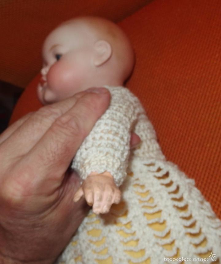 Muñecas Porcelana: DIFÍCIL BEBÉ DE PORCELANA,THEODOR RECKNAGEL,GERMANY,120,FABRICADO EN LOS AÑOS 20 - Foto 7 - 57177138