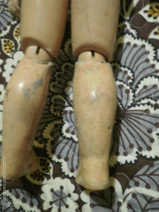 Muñecas Porcelana: Muñeca alemana - Foto 5 - 57684416