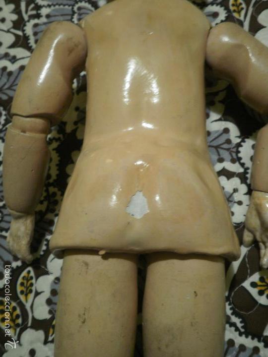 Muñecas Porcelana: Muñeca alemana - Foto 6 - 57684416