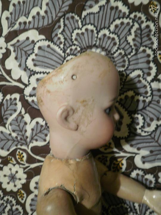 Muñecas Porcelana: Muñeca alemana - Foto 9 - 57684416