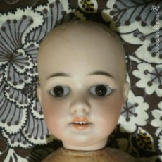 Muñecas Porcelana: MUÑECA ALEMANA. Lote 57684416