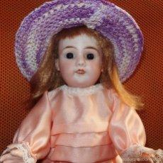 Muñecas Porcelana: MUÑECA DE PORCELANA,PRINCIPIO DEL SIGLO XX. Lote 57709355