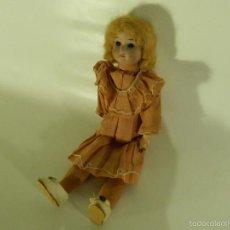 Muñecas Porcelana: ANTIGUA MUÑECA ALEMANA SHOENHAU & HOFFMEISTER. Lote 58482956