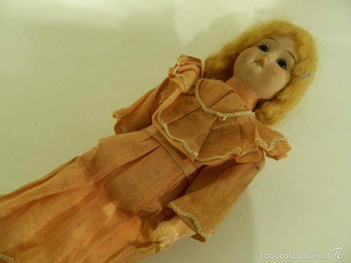 Muñecas Porcelana: ANTIGUA MUÑECA ALEMANA SHOENHAU & HOFFMEISTER - Foto 2 - 58482956