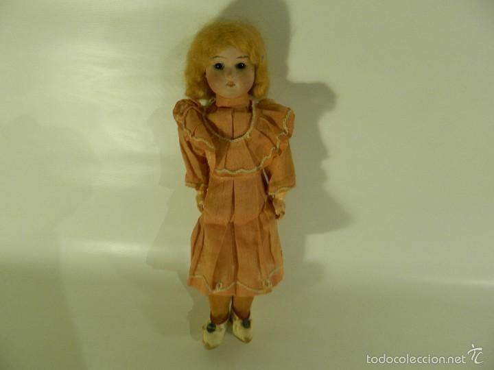 Muñecas Porcelana: ANTIGUA MUÑECA ALEMANA SHOENHAU & HOFFMEISTER - Foto 3 - 58482956