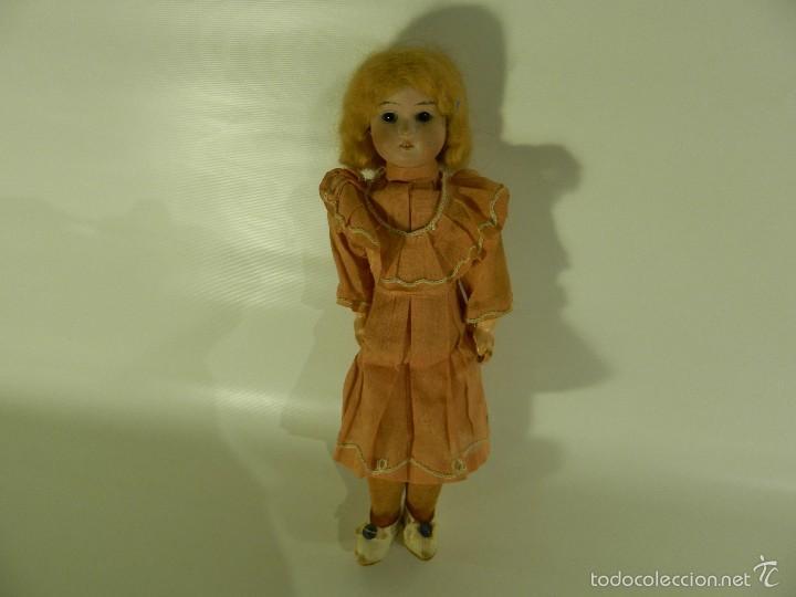 Muñecas Porcelana: ANTIGUA MUÑECA ALEMANA SHOENHAU & HOFFMEISTER - Foto 4 - 58482956