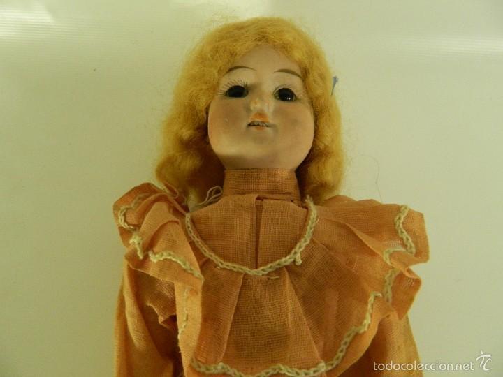 Muñecas Porcelana: ANTIGUA MUÑECA ALEMANA SHOENHAU & HOFFMEISTER - Foto 6 - 58482956