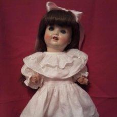 Muñecas Porcelana: MUÑECA DE PORCELANA DE ARMAND MARSEILLE. Lote 58602041