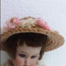 Muñecas Porcelana: BONITA MUÑECA DE PORCELANA ANTIGUA ,AÑOS 20.. Lote 60443771