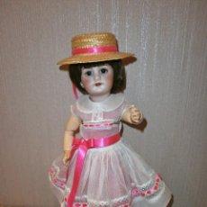 Muñecas Porcelana - muñeca de porcelana DEP, articulada de 38 ctms. - 62647656