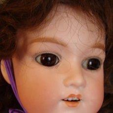 Muñecas Porcelana: PRECIOSA MUÑECA ALEMANA G.B. 60CM. Lote 63682399