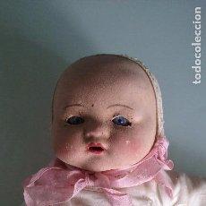 Muñecas Porcelana - MUNECO BEBE ARMAND VESTIDO ORIGINAL - 66966154