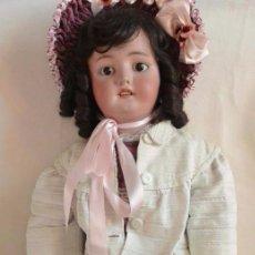 Muñecas Porcelana: MUÑECA ALEMANA ORIGINAL PORCELANA SIMON AND HALBIG 1078. Lote 67003698