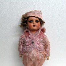 Muñecas Porcelana: MUÑECA SIMON HALBIG. Lote 67172193