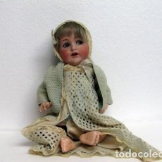 Muñecas Porcelana: MUÑECA DE PORCELANA MADE IN GERMANY. Lote 67174401