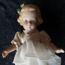 Muñecas Porcelana: ANTIGUA MUÑECA ALEMANA HEUBACH KOPPELSDORF.FIRMADA Y NUMERADA. Lote 69294749