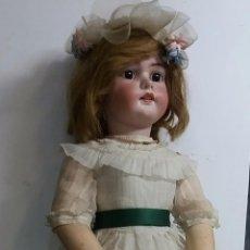 Muñecas Porcelana: MUÑECA DE PORCELANA SIMON HALBIG . Lote 72053723