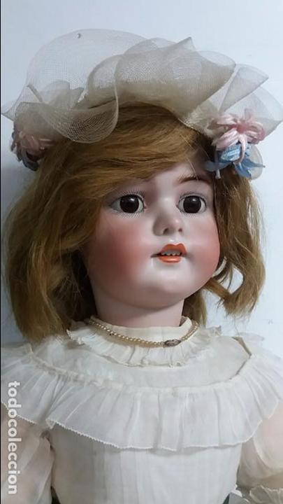 Muñecas Porcelana: Muñeca de porcelana Simon Halbig - Foto 2 - 72053723